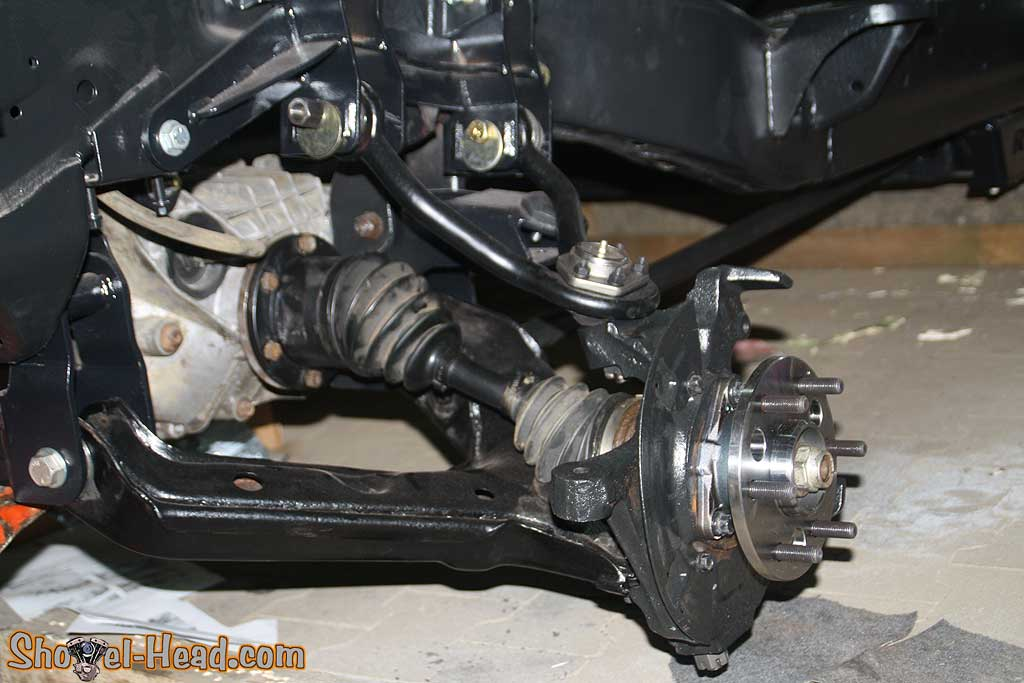 how to change ball joints on chevy 1500 4x4